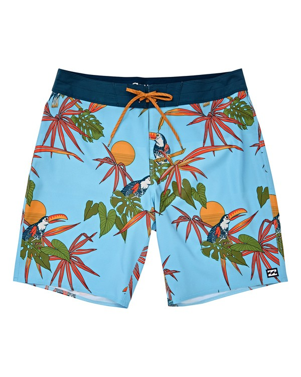 0 Sundays Airlite Boardshort Blue M103TBSU Billabong