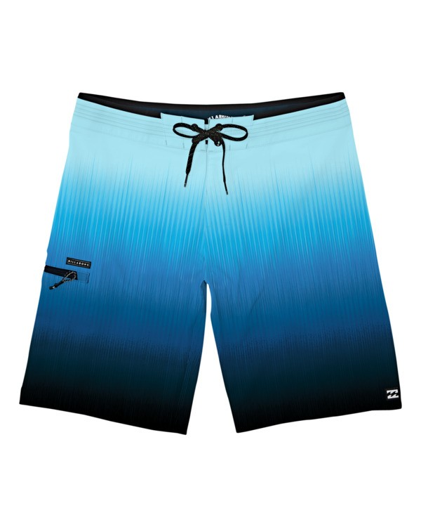 "0 Fluid Airlite Boardshorts 20"" Blue M1041BFL Billabong"