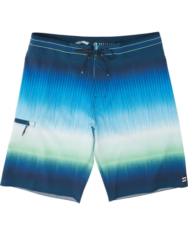 0 Fluid Airlite Boardshorts Green M1041BFL Billabong
