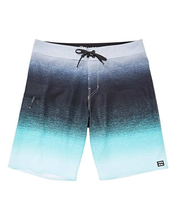 0 Fluid Airlite Boardshorts Green M104TBFL Billabong