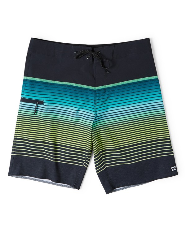 0 Fluid Airlite Boardshorts Black M104VBFL Billabong
