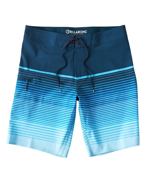 0 Fluid Airlite Boardshorts Blue M104VBFL Billabong