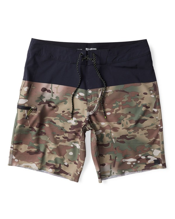0 Airlite Multicam Boardshorts Black M105VBMA Billabong