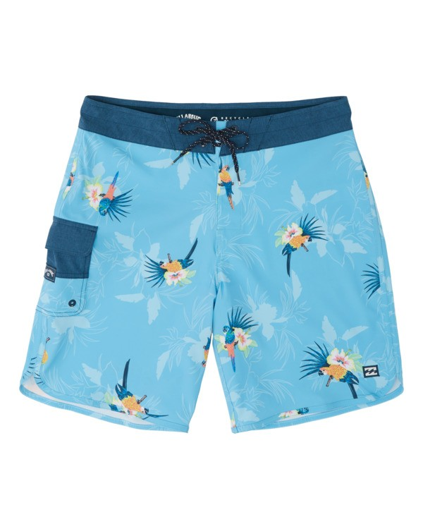 0 73 Airlite Boardshorts Blue M1061BSA Billabong