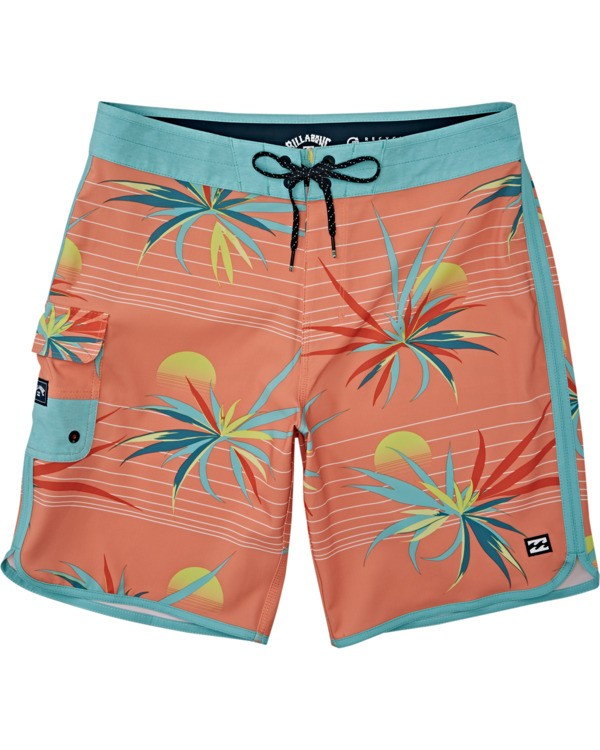 "0 73 Airlite Boardshorts 19"" Multicolor M1061BSA Billabong"