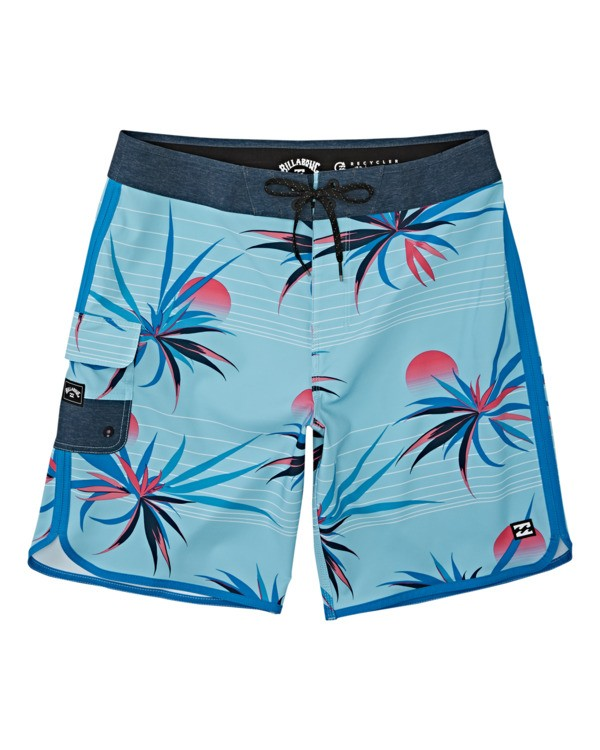 "0 73 Airlite Boardshorts 19"" Blue M1061BSA Billabong"