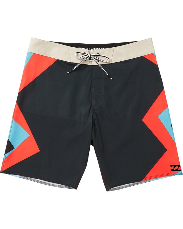 0 Dume Airlite Performance Boardshorts Grey M106SBDU Billabong
