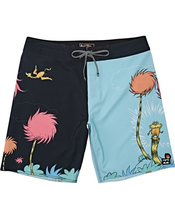 0 Lorax Sundays Pro Boardshorts Blue M1082BLS Billabong