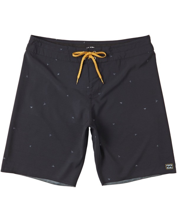 "0 All Day Airlite Boardshorts 19"" Black M1093BAA Billabong"