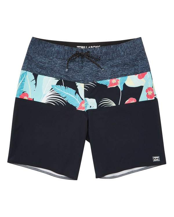 0 Tribong Pro Boardshort Black M120TBTB Billabong