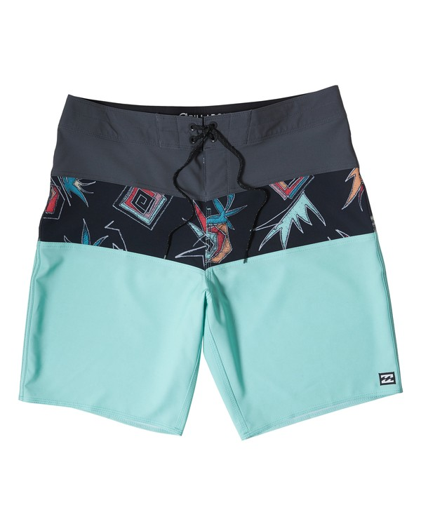 0 Tribong Pro Boardshorts Green M120TBTB Billabong