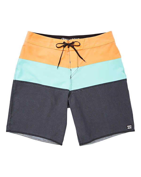 0 Tribong Pro Boardshorts Grey M120TBTB Billabong