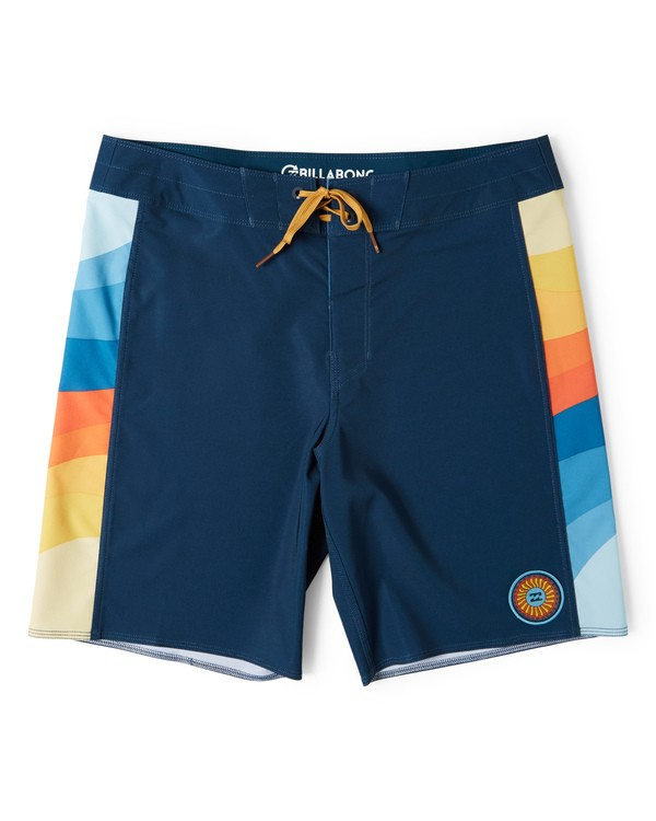 0 D Bah Pro Boardshorts Blue M121TBSP Billabong