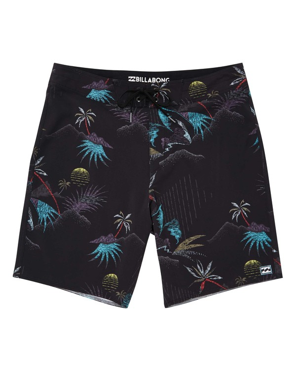 0 Sundays Pro Boardshorts Black M123TBSU Billabong