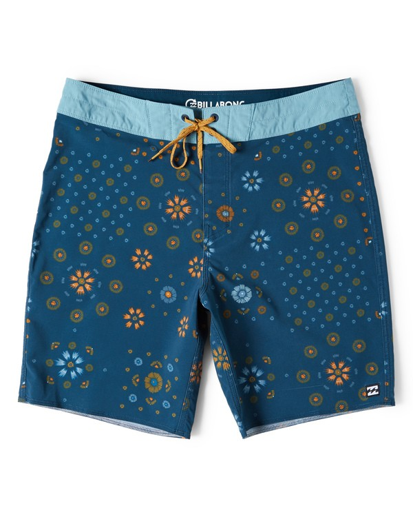0 Sundays Pro Boardshorts Blue M123VBSU Billabong
