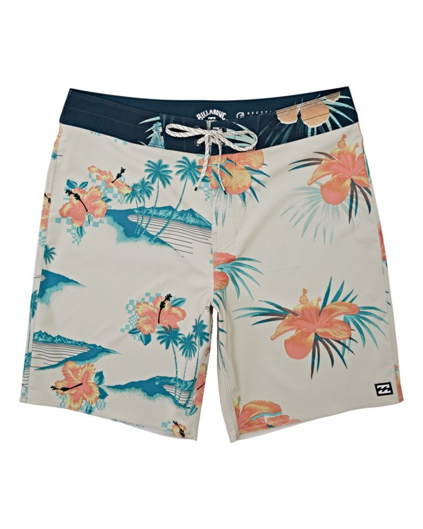 0 Sundays Interchange Pro Boardshorts Beige M1241BSI Billabong