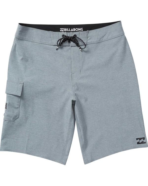 0 All Day X Boardshorts Grey M124NBAL Billabong