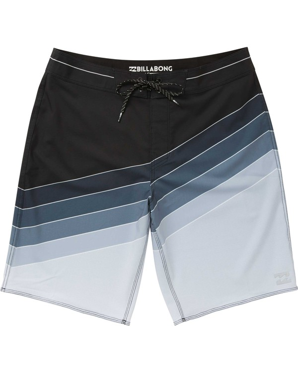0 North Point X Boardshorts Grey M126NBNP Billabong