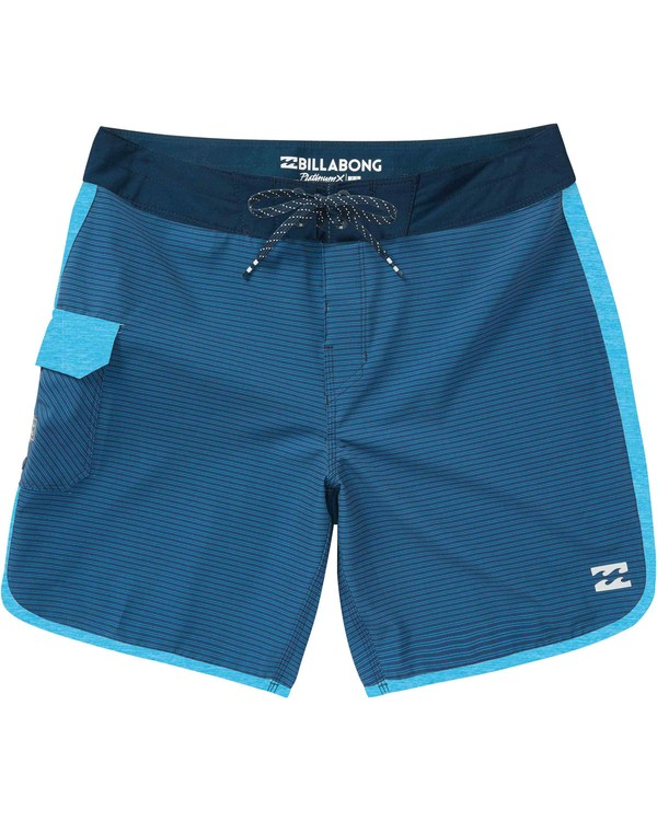 0 73 X Boardshorts Blue M128NBST Billabong