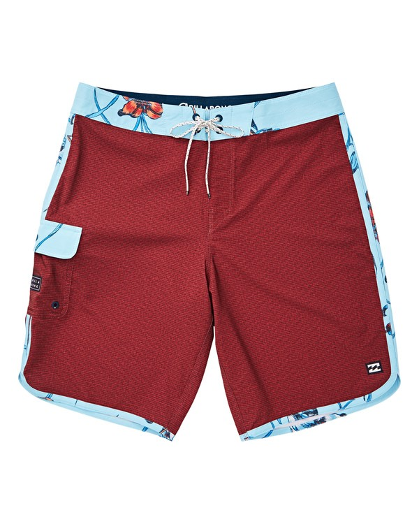 0 73 Pro Boardshorts Brown M128TBSE Billabong