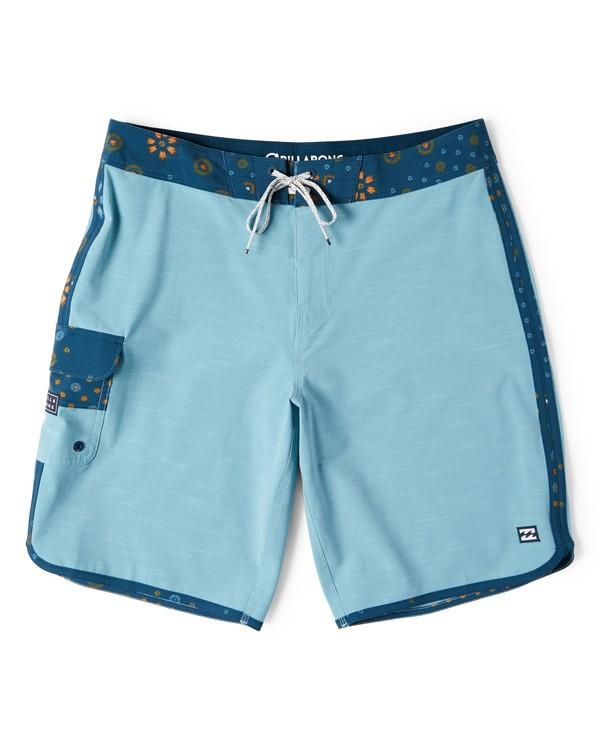 0 73 Pro Boardshorts Blue M128TBSE Billabong