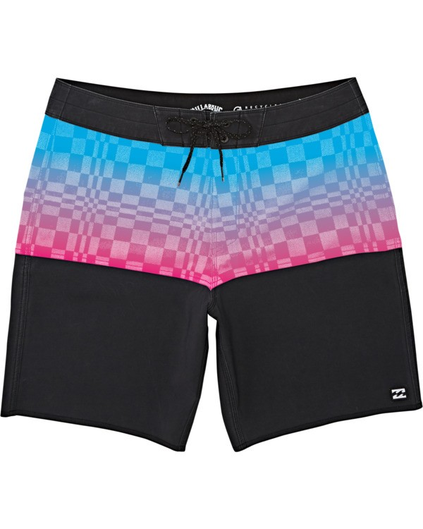 "0 Fifty50 Pro Boardshort 19"" Multicolor M1291BFP Billabong"