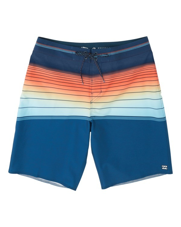 "0 North Point Pro Boardshort 20"" Blue M1301BNP Billabong"