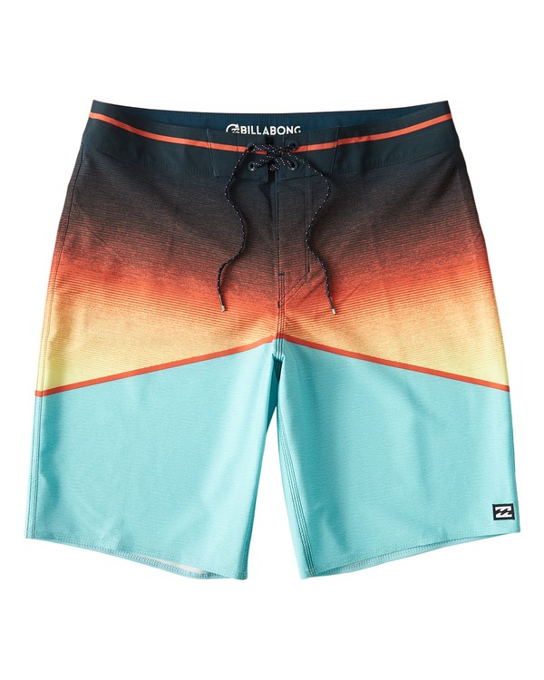 0 North Point Pro Green M130VBNP Billabong