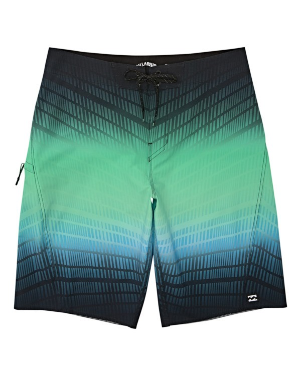 0 Fluid Pro Boardshorts Black M1311BFP Billabong