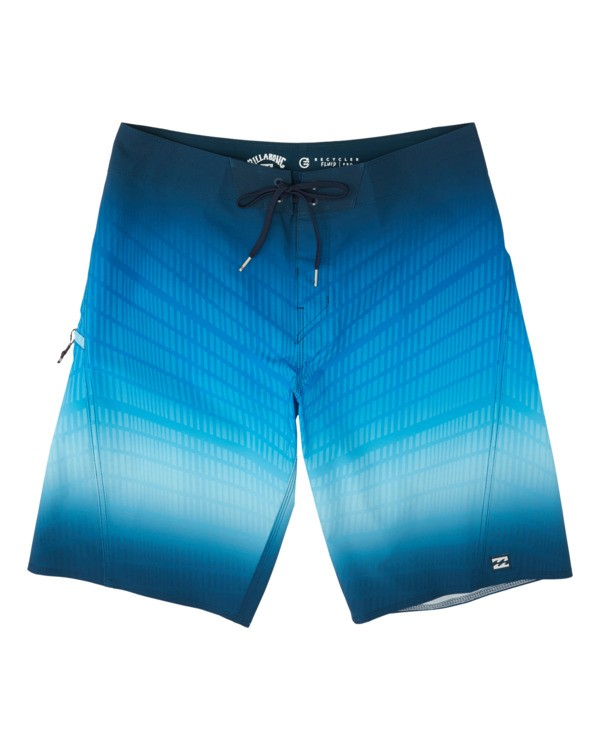 "0 Fluid Pro Boardshort 20"" Blue M1311BFP Billabong"