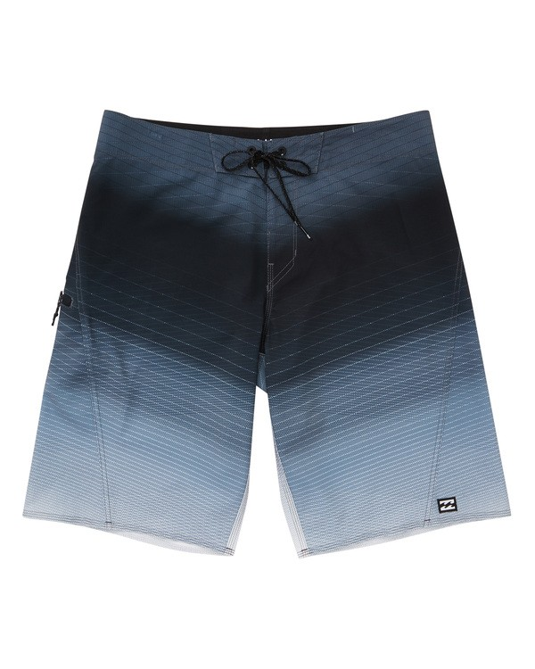 0 Fluid Pro Boardshorts Grey M131TBFL Billabong