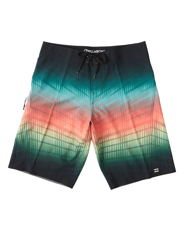 "0 Fluid Pro Boardshort 21"" Black M131VBFL Billabong"