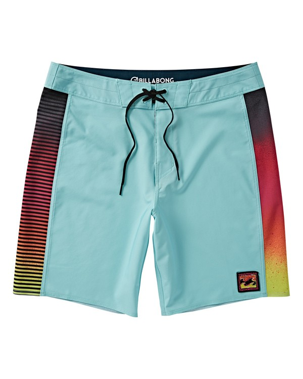 0 D Bah Pro Boardshorts Blue M132VBDS Billabong