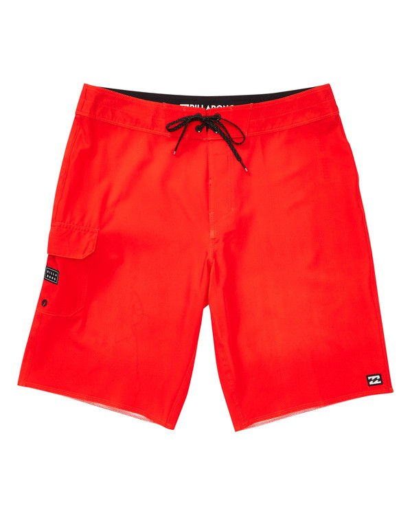 0 All Day Pro Boardshorts Red M135TBAD Billabong