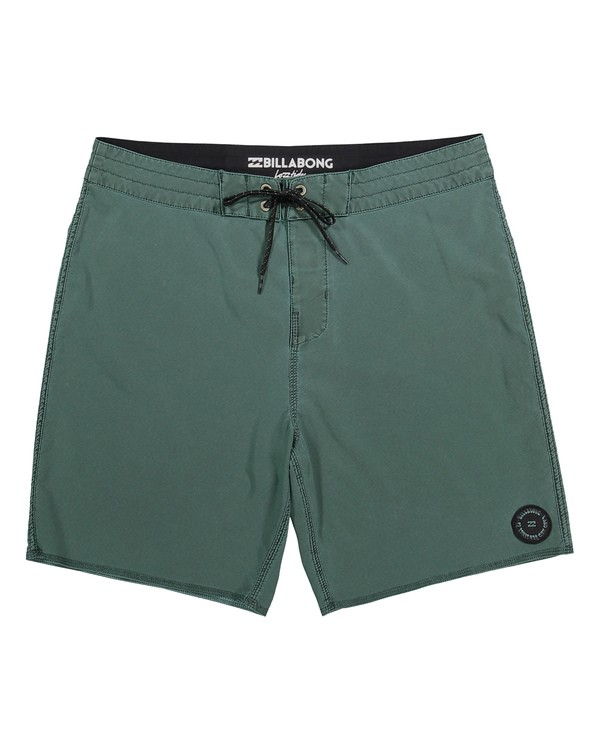 0 All Day Overdye Pro Boardshorts Green M135VBOE Billabong