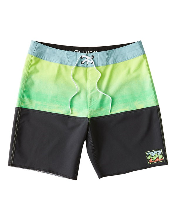 0 Fifty50 Fade Pro Boardshorts Green M136VBFF Billabong