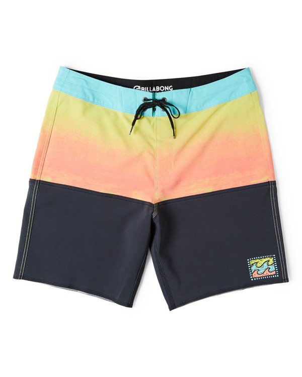 0 Fifty50 Fade Pro Boardshorts Orange M136VBFF Billabong