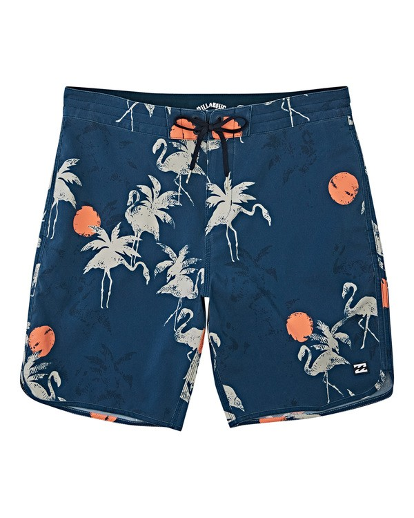 0 73 Lo Tides Boardshorts Blue M1391BSL Billabong