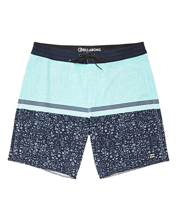 0 Fifty50 LT Boardshorts Grey M141TBFI Billabong