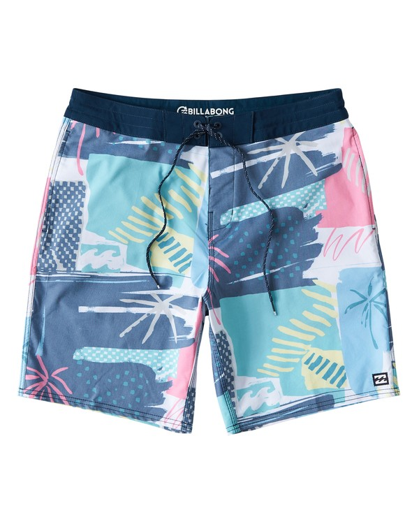 0 Sundays LT Boardshorts Blue M142VBSU Billabong