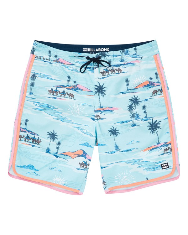 0 73 Lineup LT Boarshorts Blue M143TBSL Billabong
