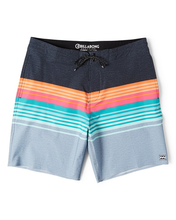 0 Spinner LT Boardshorts Black M144VBSP Billabong