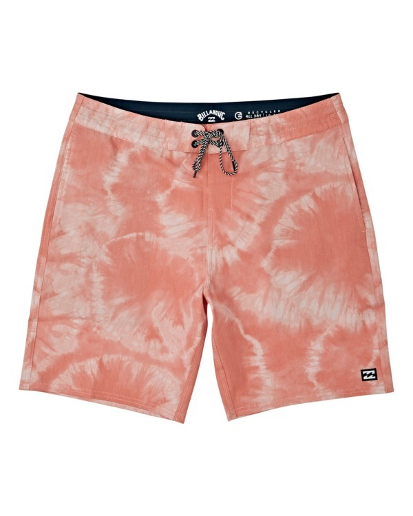 0 All Day Riot Lo Tides Boardshorts Multicolor M1451BRL Billabong