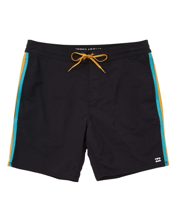 0 D Bah LT Boardshorts Black M145TBDB Billabong