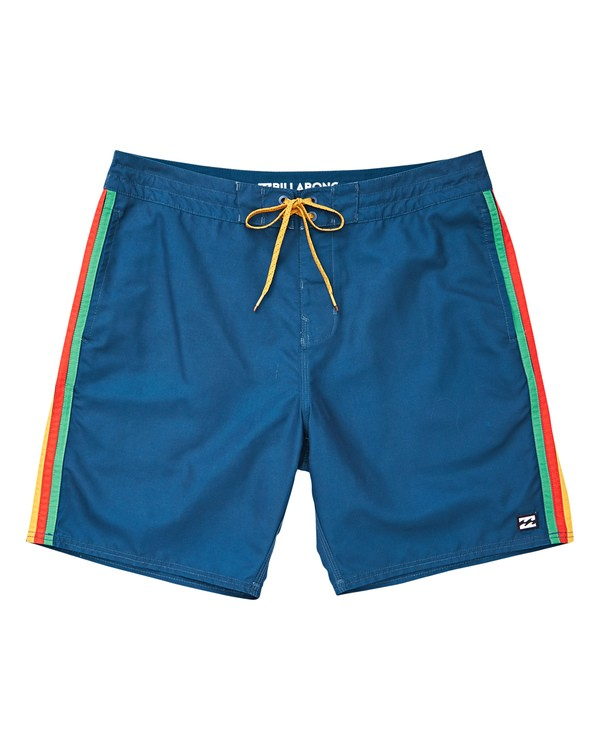 0 D Bah LT Boardshorts Blue M145TBDB Billabong