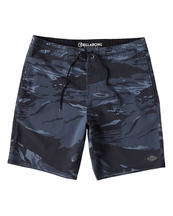 0 All Day LT Boardshorts Black M147VBAT Billabong