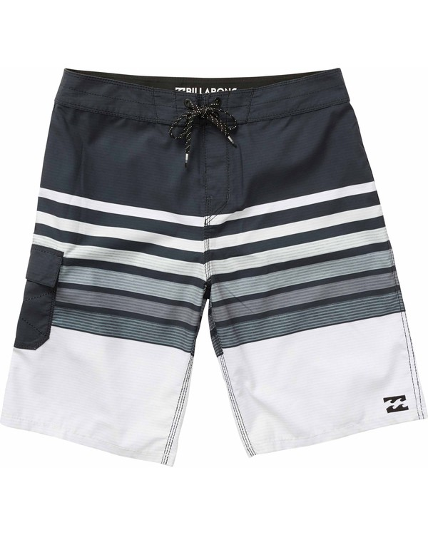 0 All Day OG Stripe Boardshorts  M165NBAS Billabong