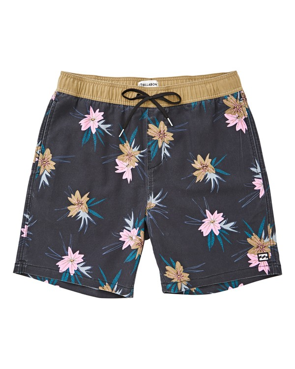 0 Sundays Layback Boardshorts Black M180TBSU Billabong