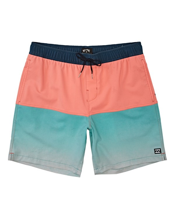 0 Fifty50 Layback Boardshorts Blue M1811BFB Billabong