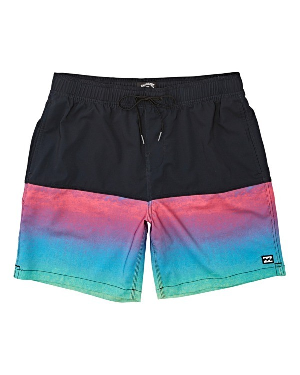 "0 Fifty50 Layback Boardshort 17"" Grey M1811BFB Billabong"